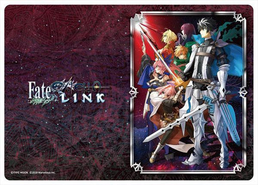 Fate/Extella Link - Character A3 Clear Desk Mat V.2