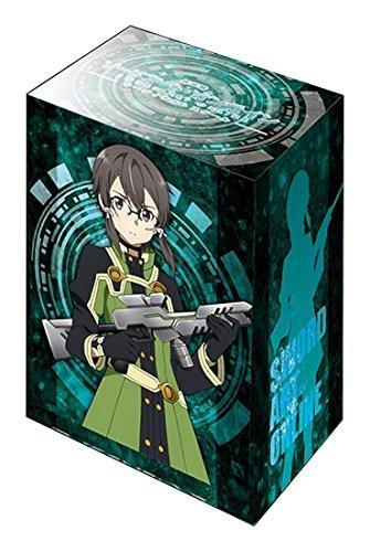 Sword Art Online Ordinal Scale - Sinon - Deck Box V2 Vol.155 SAO