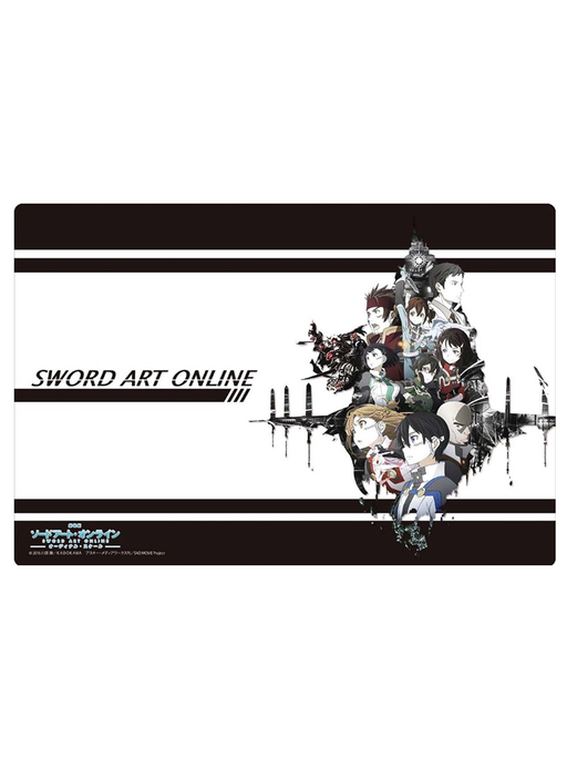 Sword Art Online: Ordinal Scale - Rubber Play Mat Vol.100 SAO
