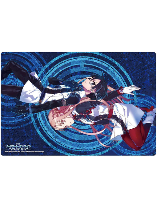 Sword Art Online: Ordinal Scale - Kirito & Asuna - Rubber Play Mat SAO Vol.101