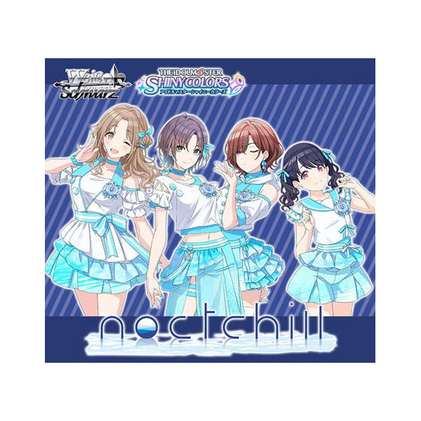 Weiss Schwarz: Idolmaster Shiny Colors Pro 283 PRO Noctchill - JP Trial Deck+