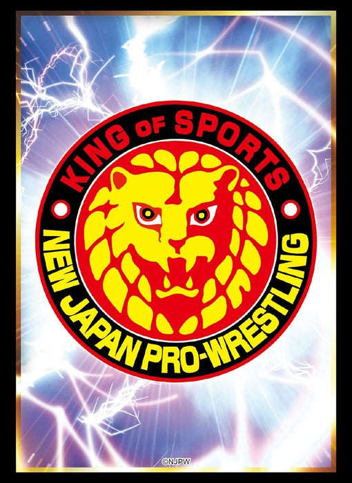 New Japan Pro-Wrestling Lion Mark - Character Sleeves HG Vol.1422