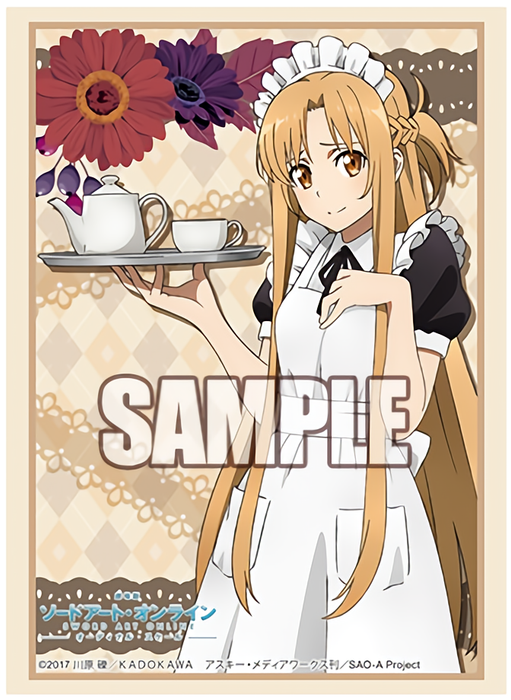 Sword Art Online Ordinal Scale - Asuna - Event Exclusive Sleeves Vol.274 SAO