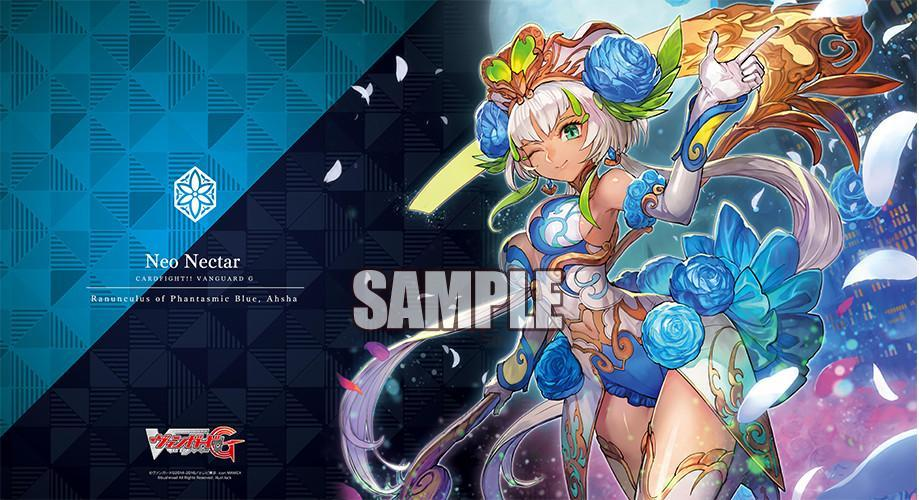 Vanguard Team Jaime Flowers Event Limited Character Sleeve Play Mat Supply Set