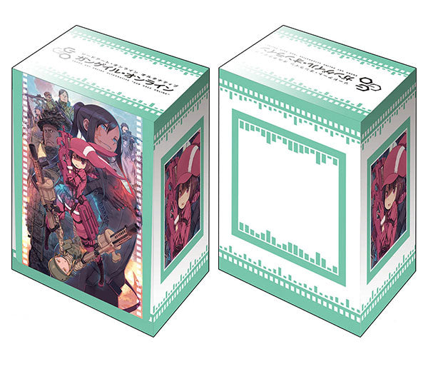 Sword Art Online GGO Alternative Pitohui Llenn Fukaziroh - Deck Box V2 Vol.552 P.2 SAO