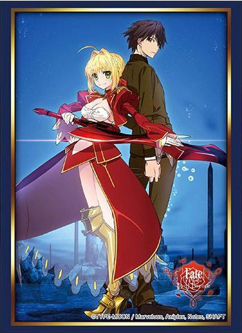 Fate/EXTRA Last Encore Saber Nero & Hakuno Character Sleeves HG Vol.1759