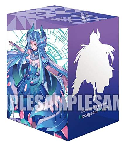 Vanguard Hexagonal Magus - Character Deck Box V2 Vol.560