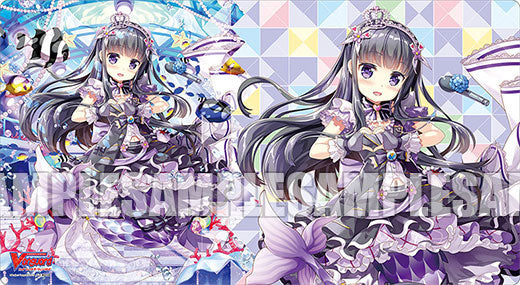 Vanguard Canon Colorful Pastorale - Character Rubber Play Mat Vol.14