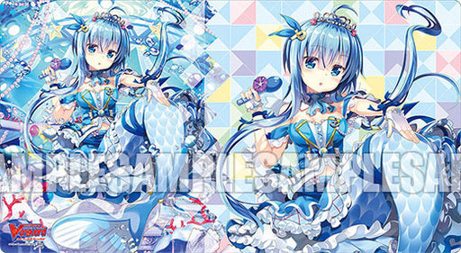 Vanguard Serena Colorful Pastorale - Character Rubber Play Mat Vol.16