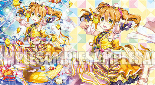 Vanguard Caro Colorful Pastorale - Character Rubber Play Mat Vol.17