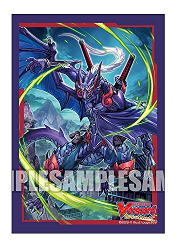 Vanguard - Shura Stealth Dragon Jyamyokongo - Character Mini Sleeves Vol.402