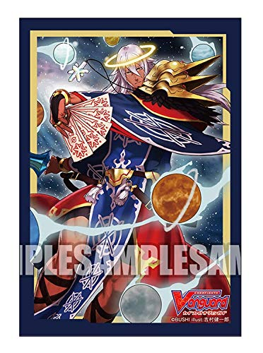 Cardfight!! Vanguard - Gleaming Lord Uranus - Character Mini Sleeves Vol.419