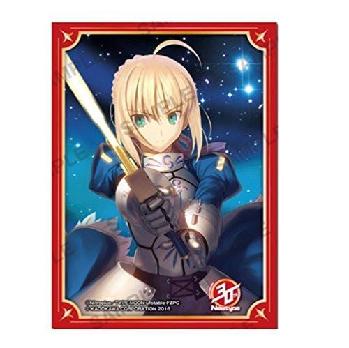 Fate/Zero 2011 Newtype 30th - Saber - Character Sleeves