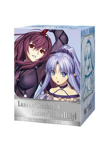 Fate/Grand Order - Caster Medea Lily Scathach Lancer - Deck Box FGO