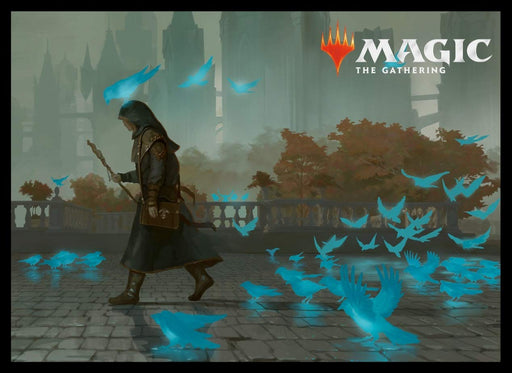 Magic The Gathering Guilds of Ravnica Murmuring Mystic - Sleeves MTGS-074 80CT
