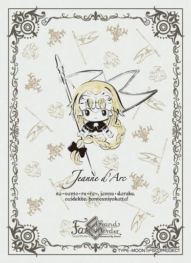 Fate Grand Order Sanrio - Jeanne d'Arc Ruler - Character Sleeves (B) EN-857 FGO