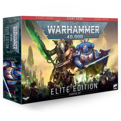 40-03 Warhammer 40,000: Starter Set: Elite Edition