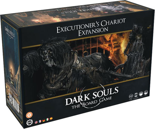 Dark Souls: Executioners Chariot Expansion Board Game