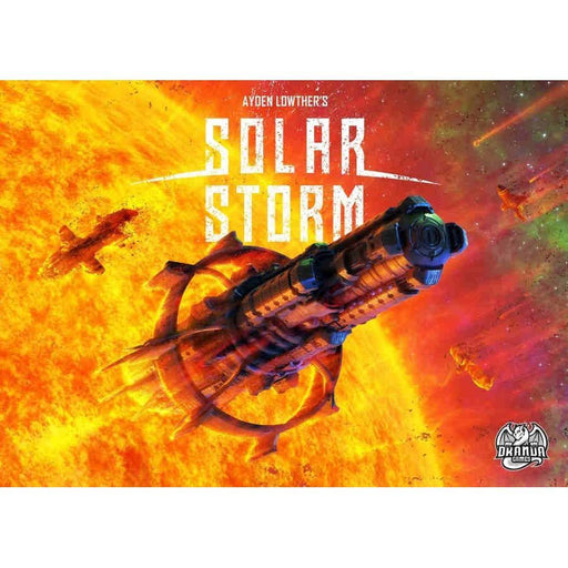 Solar Storm Board Game