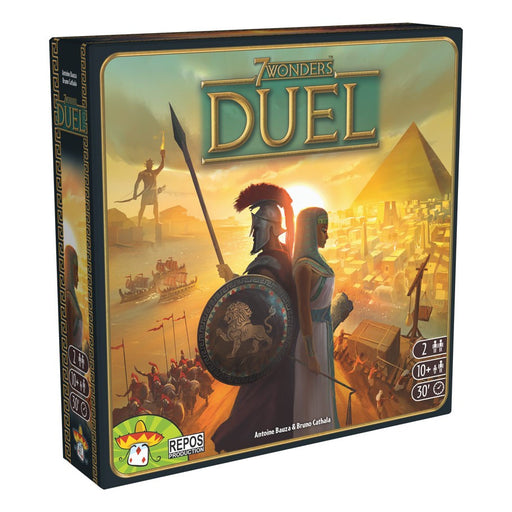7 Wonders: Duel Board Game