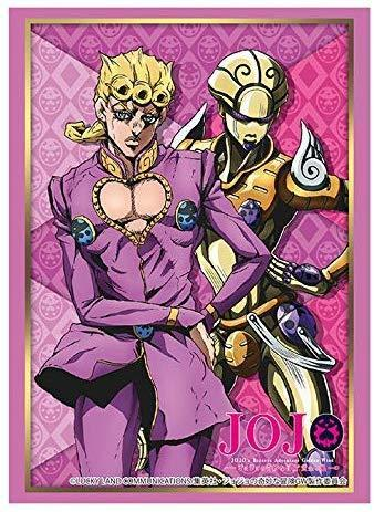 JoJo's Bizarre Adventure - Giorno Giovanna - Character Sleeves HG Vol.2131 Part.5
