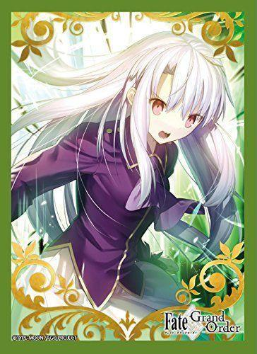 Fate/Grand Order - Illya Verdant Sound of Destruction - Sleeves 80CT FGO