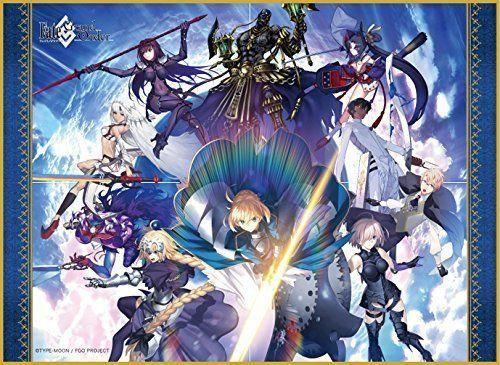 Fate/Grand Order -Full Cast - Character Cloth Playmat Type B FGO