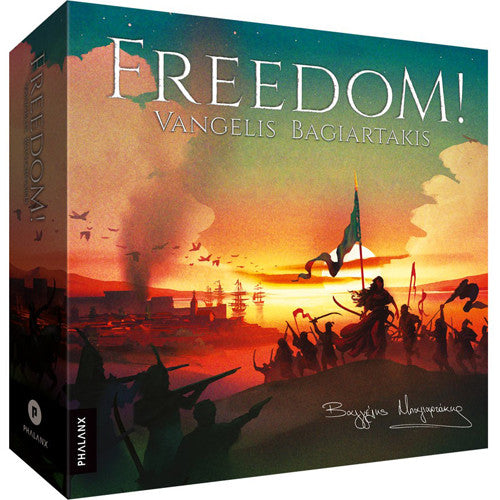 Freedom! Board Game (Pre-order)
