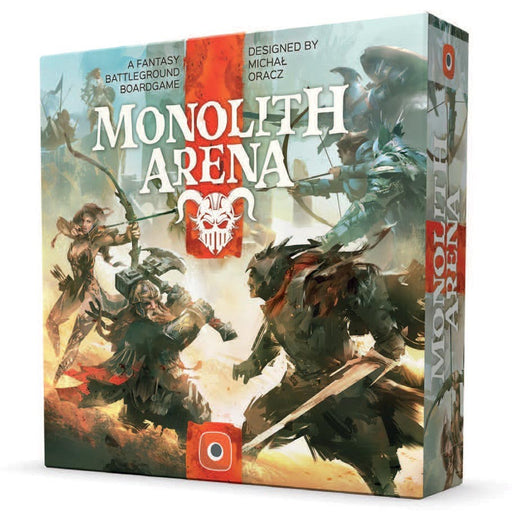 Monolith Arena Board Game