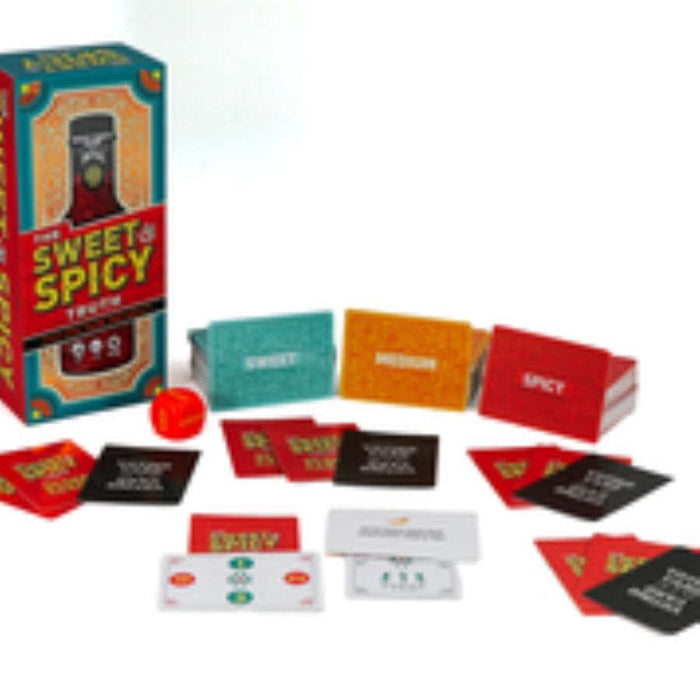 The Sweet and Spicy Truth Board Game
