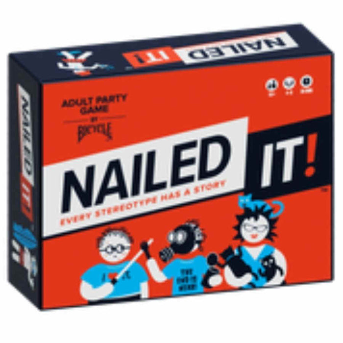 NAILED IT! Board Game