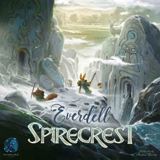 EVERDELL: SPIRECREST EXPANSION Board Game
