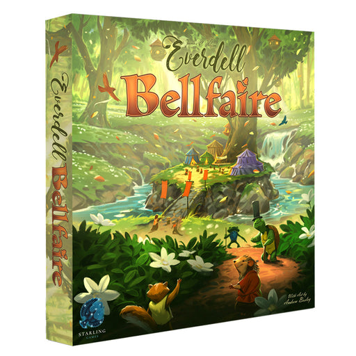 Everdell: Bellfaire Board Game