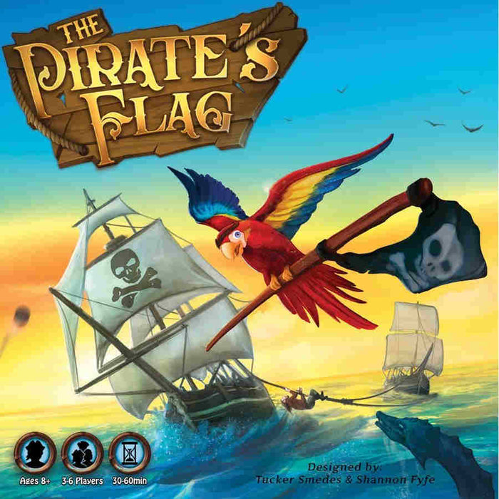 The Pirate's Flag Board Game