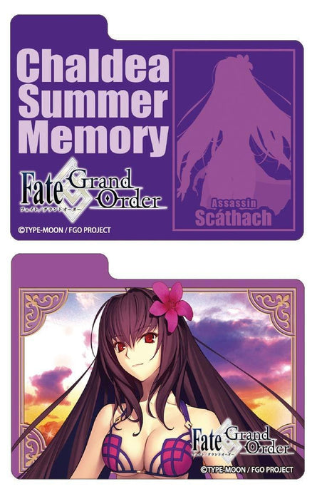 Fate Grand Order - Assassin Scathach - MAX Neo Deck Box w/Divider FGO