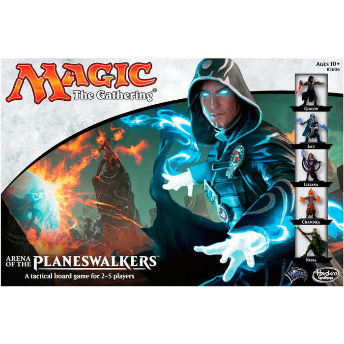 Magic: The Gathering Arena of the Planeswalkers Board Game