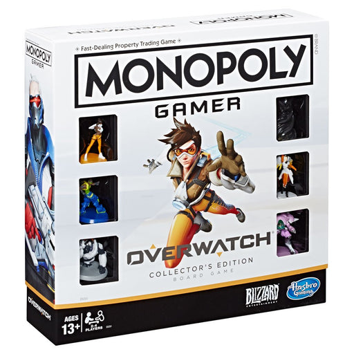 Monopoly: Overwatch Board Game