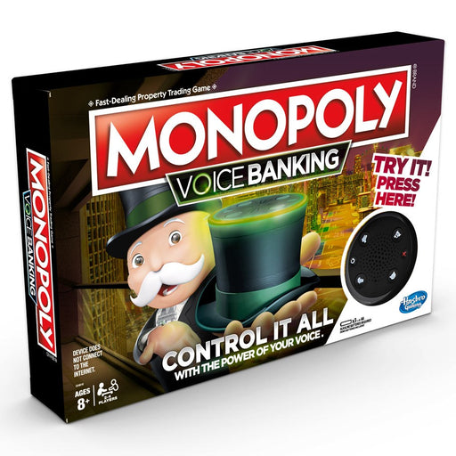 Monopoly: Voice Banking Board Game