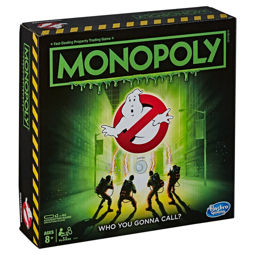 Monopoly: Ghostbusters Board Game