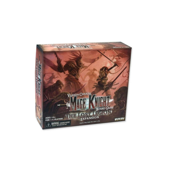 Mage Knight: The Lost Legion Expansion Board Game
