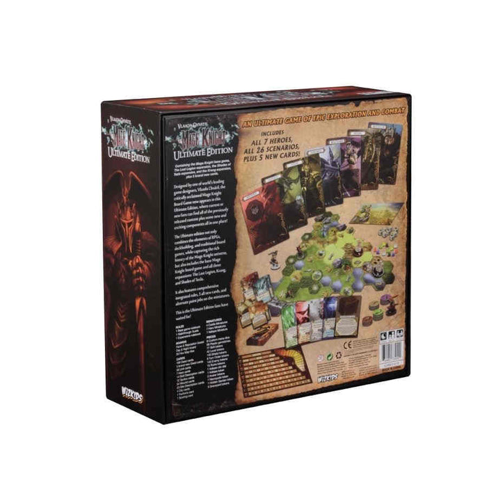Mage Knight: Krang Expansion Board Game