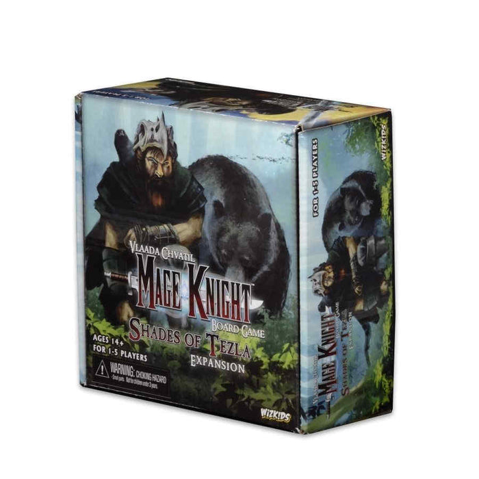 Mage Knight: Shades of Tezla Expansion Board Game