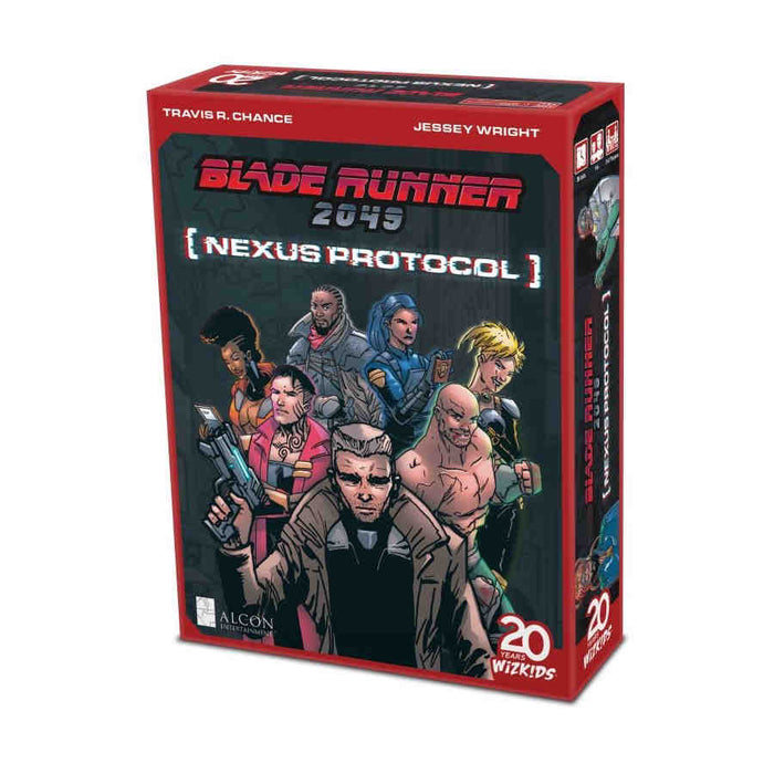 Blade Runner 2049: Nexus Protocol Board Game