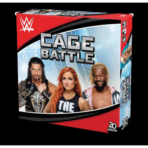 WWE Cage Battle Board Game (Pre-order)
