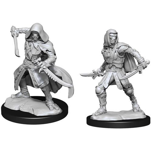 Dungeons and Dragons D&D: Nolzur's Marvelous Minis: Warforged Rogue W14 Miniature (Pre-order)