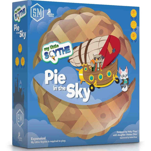 My Little Scythe: Pie In The Sky Expansion Board Game (Pre-order)