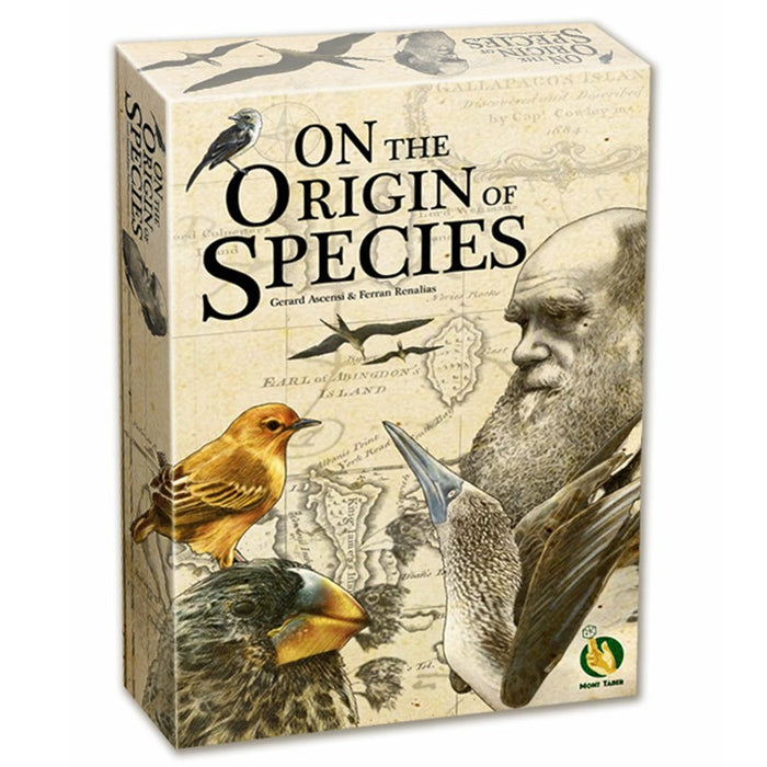 On The Origin of Species Board Game (Pre-Order)