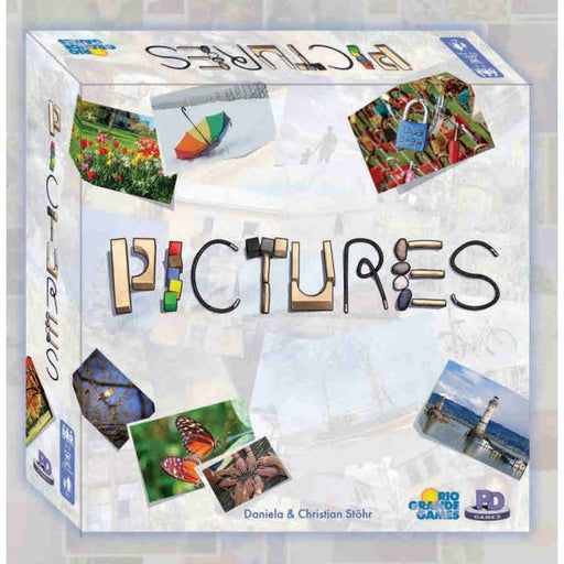 Pictures Board Game (Pre-Order)