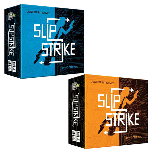 Slip Strike Board Game
