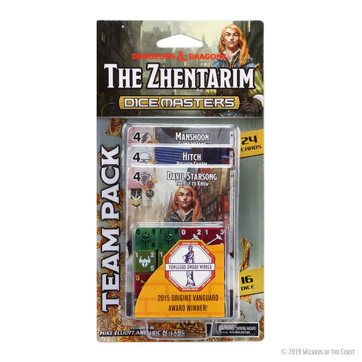 Dungeons & Dragons Dice Masters: The Zhentarim Team Pack Board Game Accessories